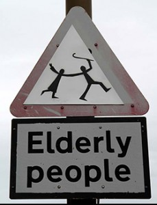 This is how the elderly should be feeling
