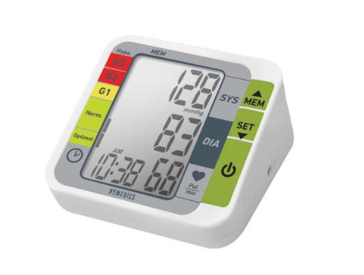 HoMedics Monitor