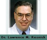 Dr Larry Resnick