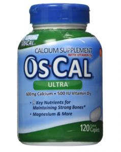 Calcium Caplets
