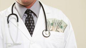 doctors bribed