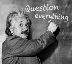 Einstein questions