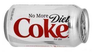 no diet coke