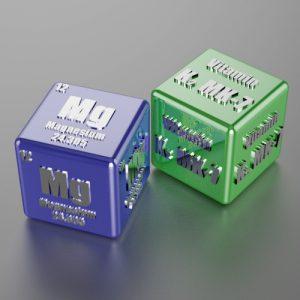 Mg and K2