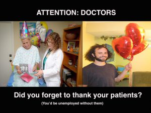 doctors need patients