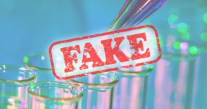 fake research
