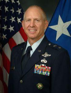 Major Gen Collings