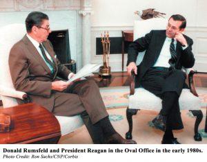 ReaganRumsfeld