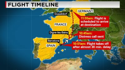 Germanwings Path