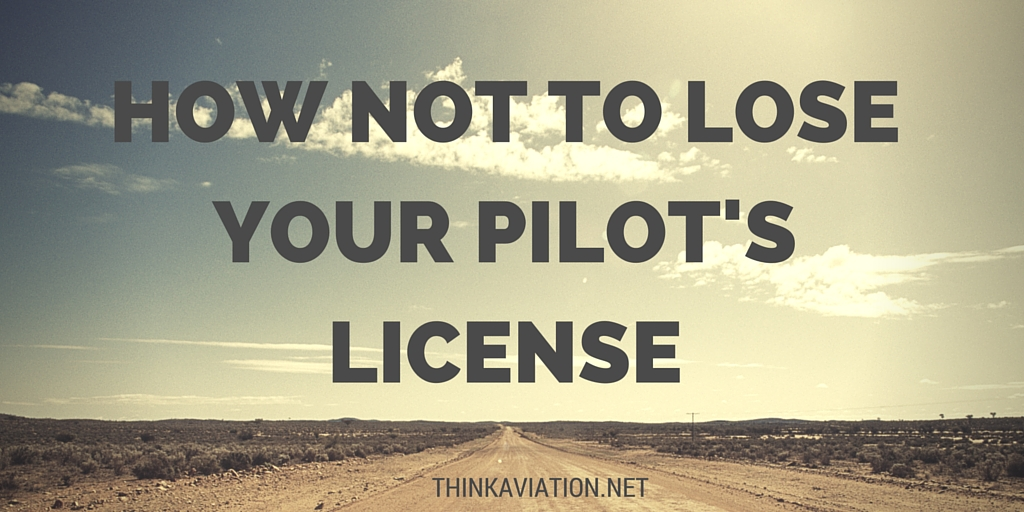 don't lose licence
