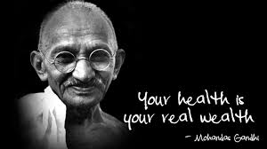 Ghandi on Wealth