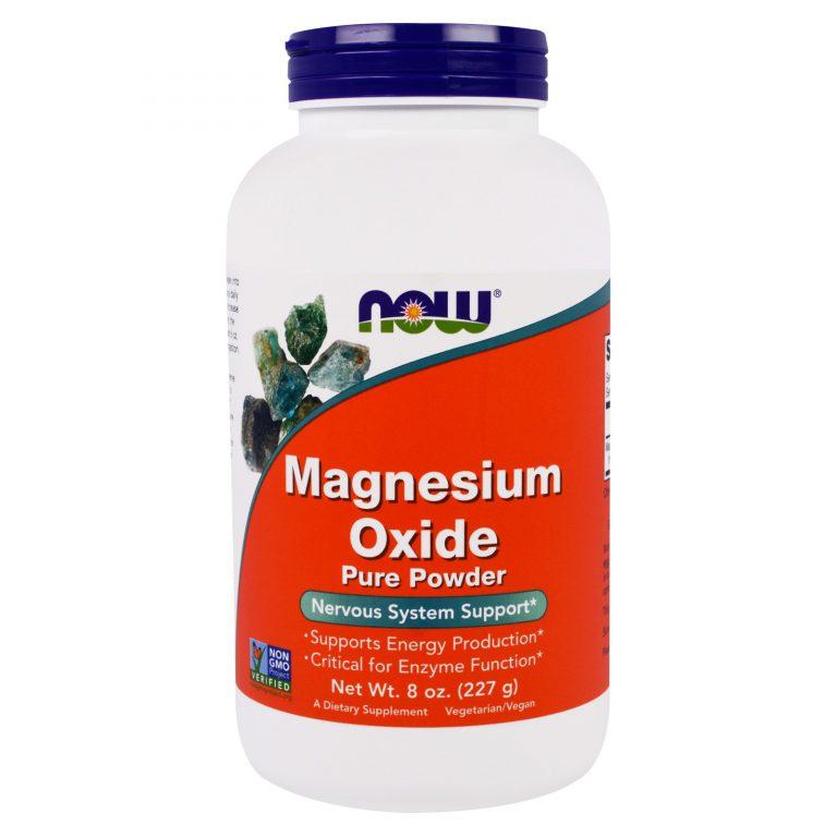 Mg oxide