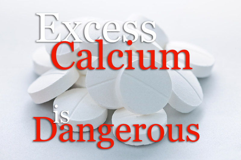 excess Ca