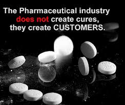 no cures just customers