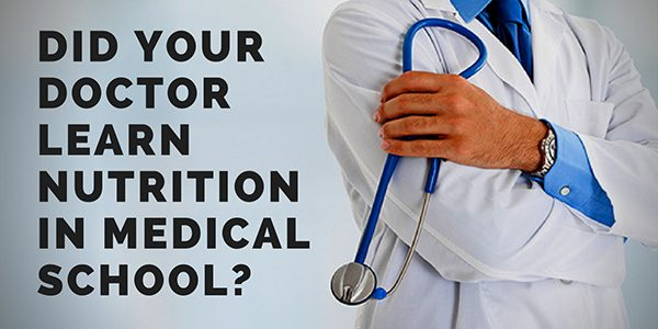 doctors and nutrition