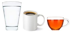 fasting drinks