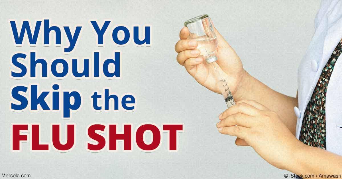 Flu Shot Side Effects - you won't believe it!