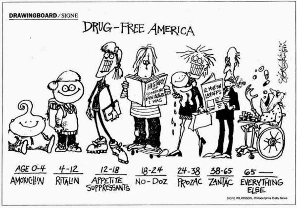 US on drugs