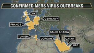 Mers Outbreak 2013