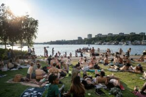Sweden summer 2020