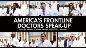 american front line doctors